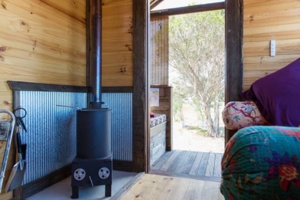 Torquay Farmstay  Blue Studio Truck - Accommodation Fremantle