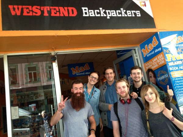 Westend Backpackers