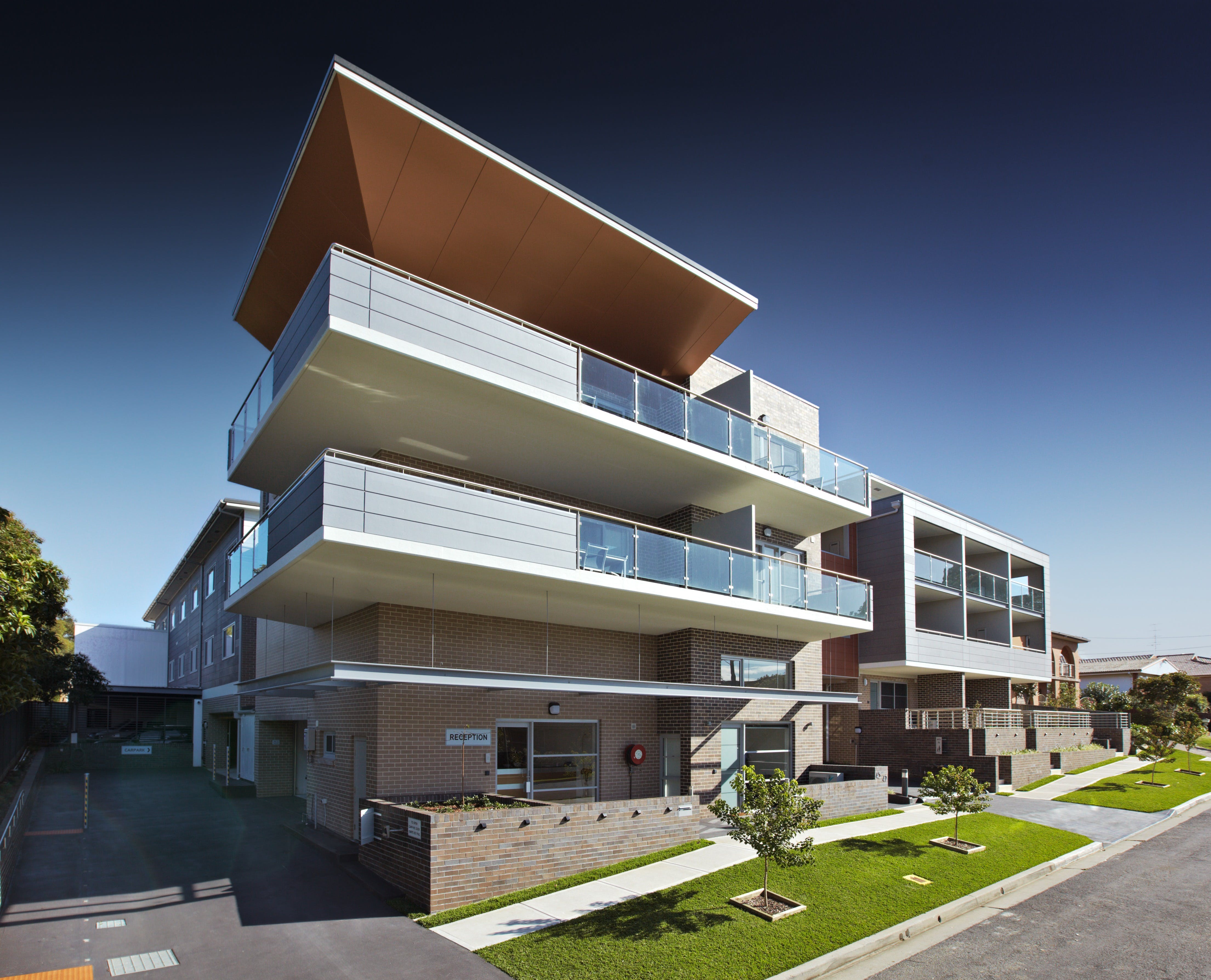 Charlestown Executive Apartments - Accommodation Fremantle