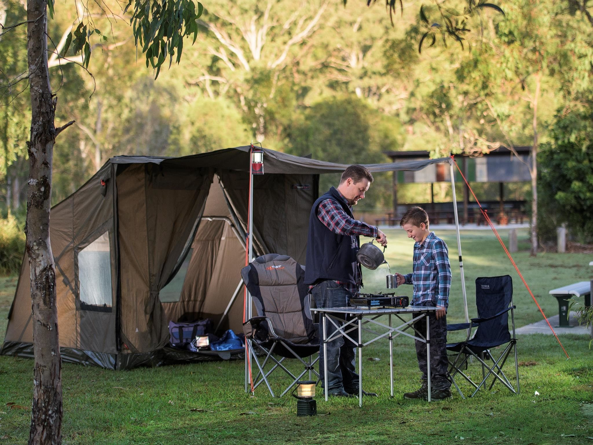 Hardings Paddock Campground - Accommodation Fremantle