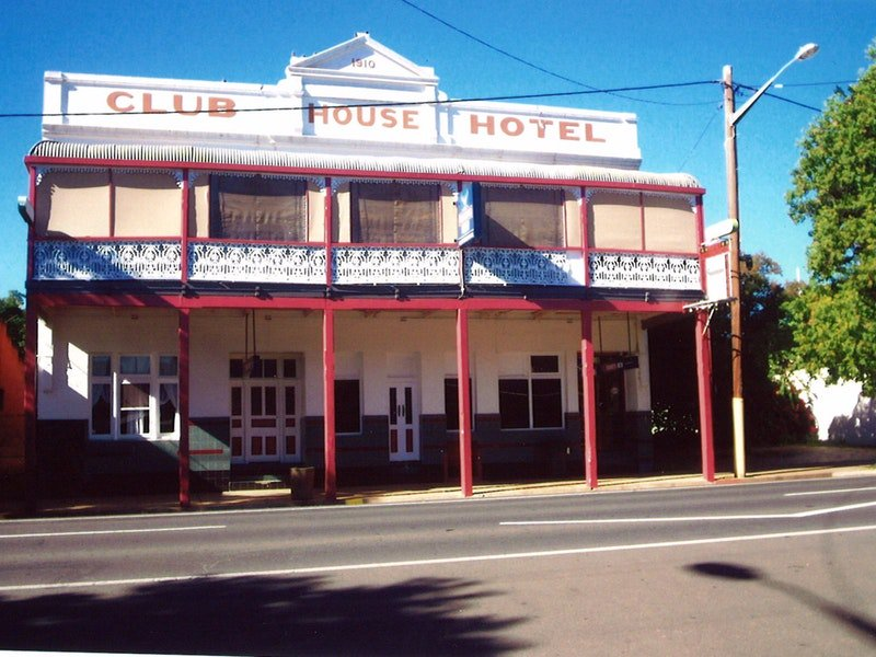 Club House Hotel - Accommodation Fremantle