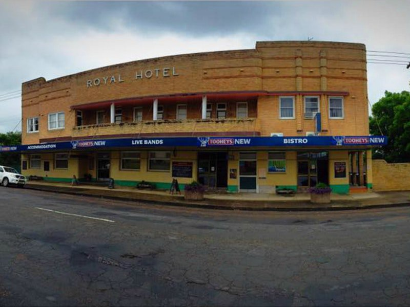 Royal Hotel Dungog - Accommodation Fremantle