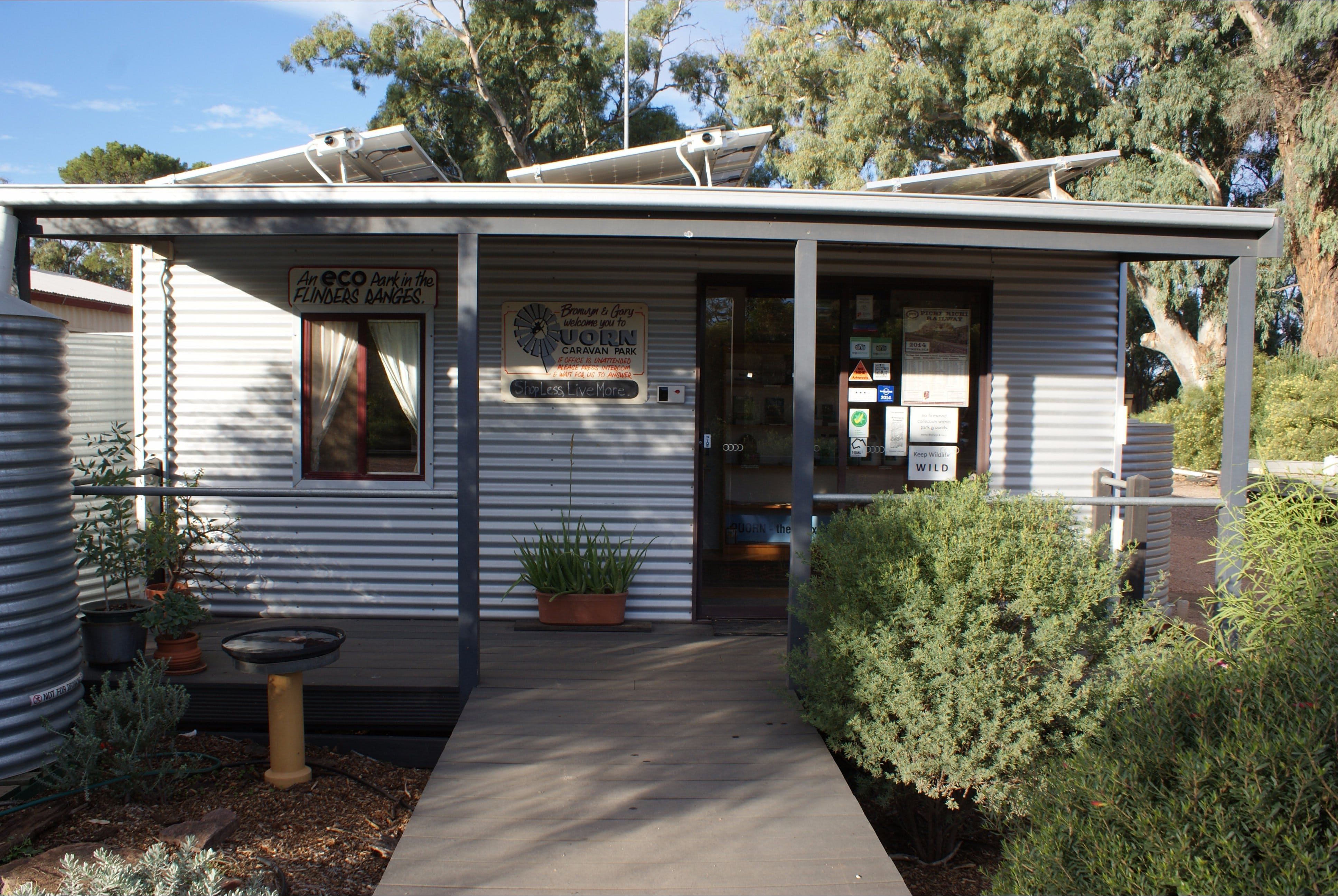 Quorn Caravan Park - Accommodation Fremantle