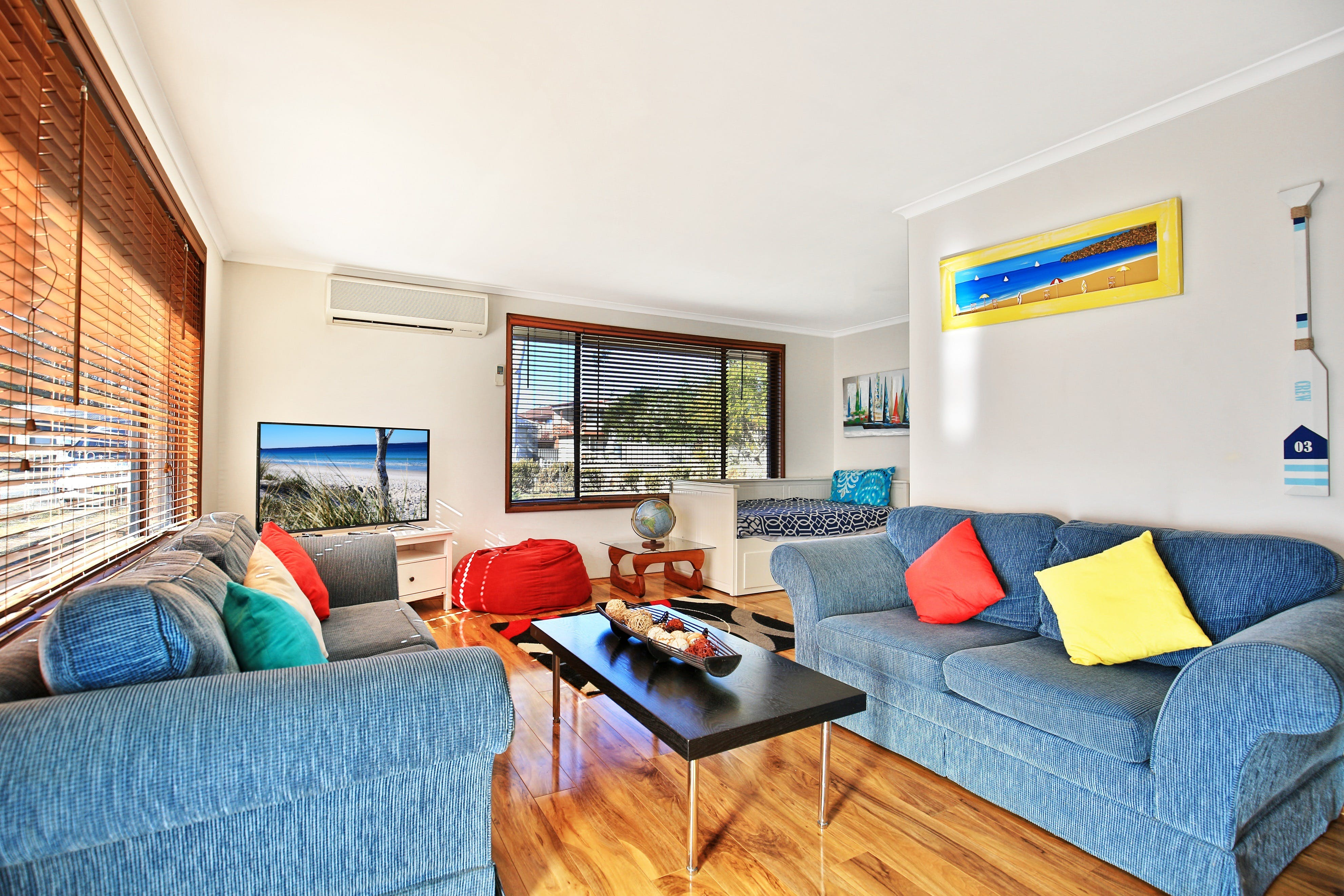 Sandy Toes Beach House Jervis Bay - Accommodation Fremantle