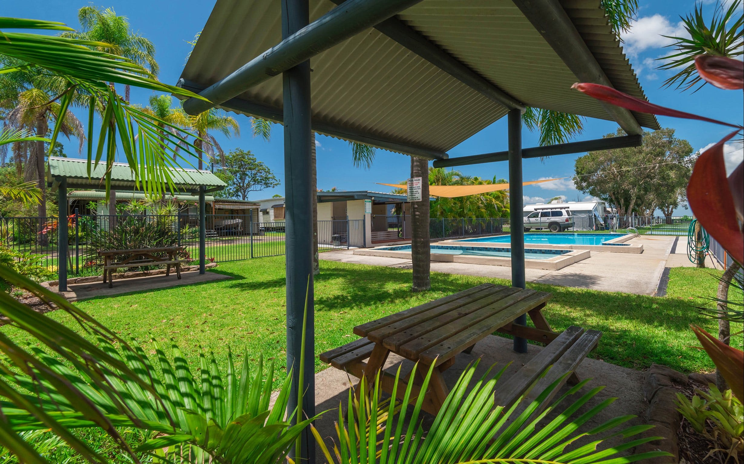 Bimbimbi Riverside Caravan Park - Accommodation Fremantle