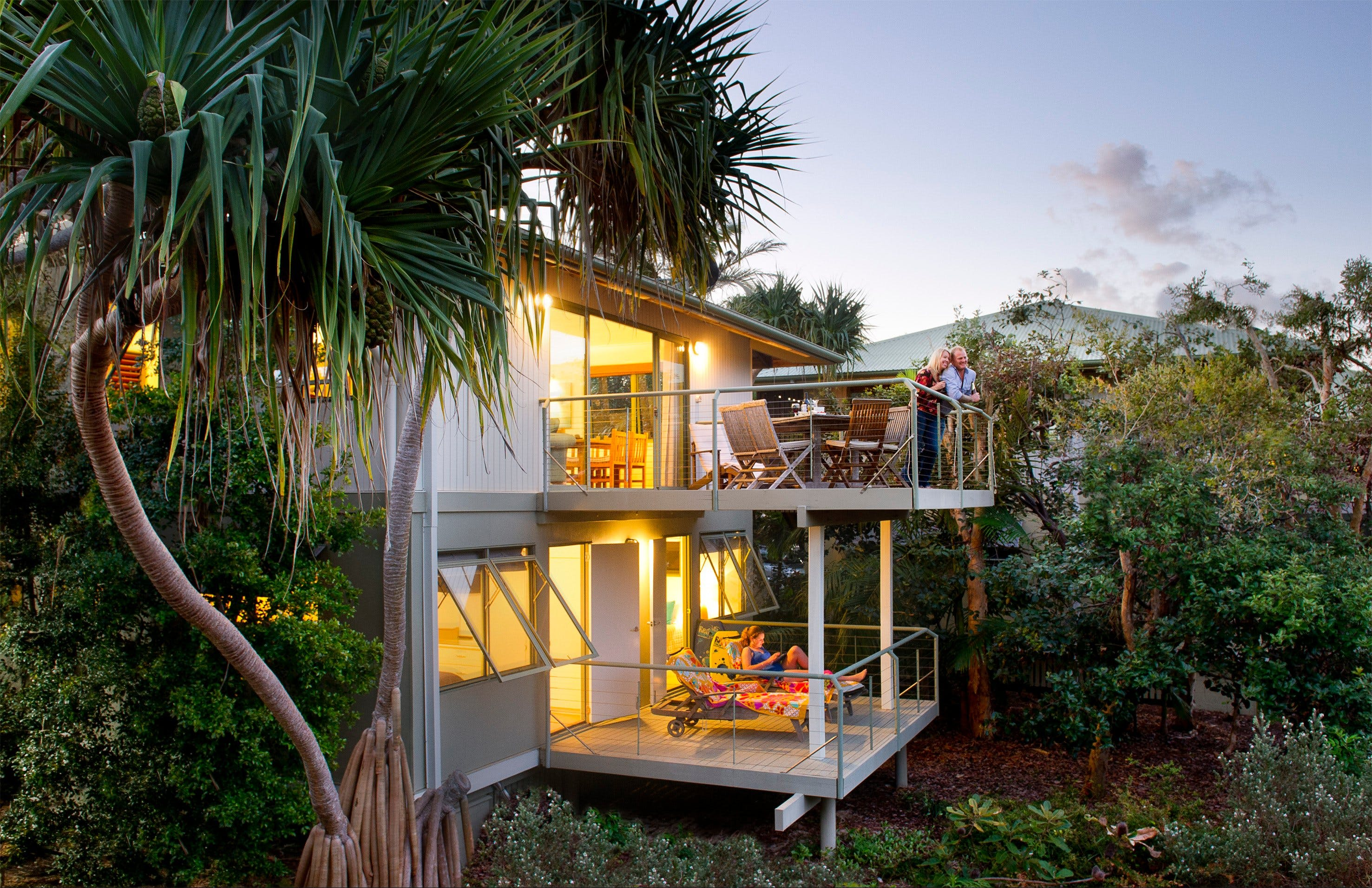 The Retreat Beach Houses - Accommodation Fremantle