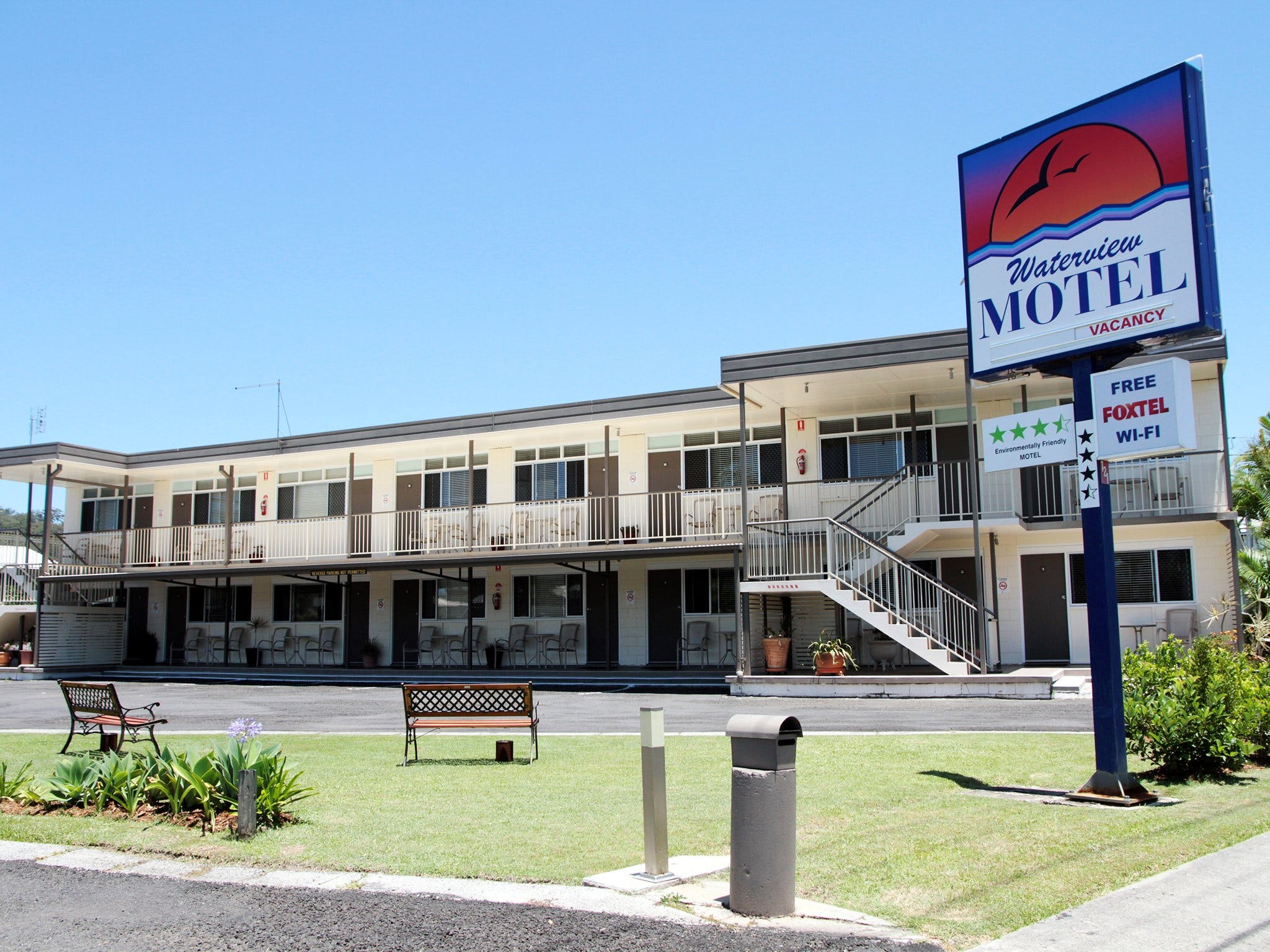 Waterview Motel - Accommodation Fremantle