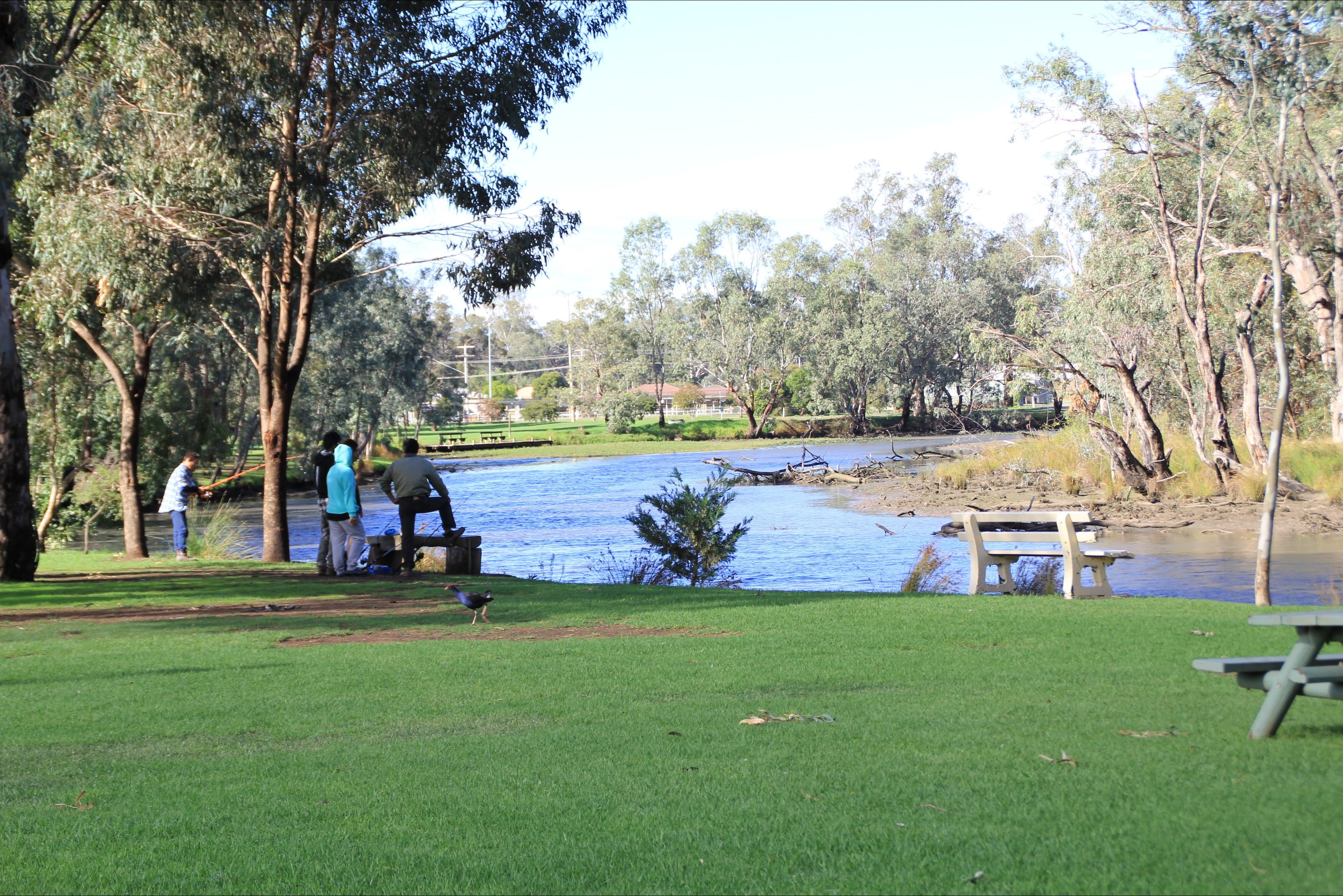 Numurkah Caravan Park - Accommodation Fremantle