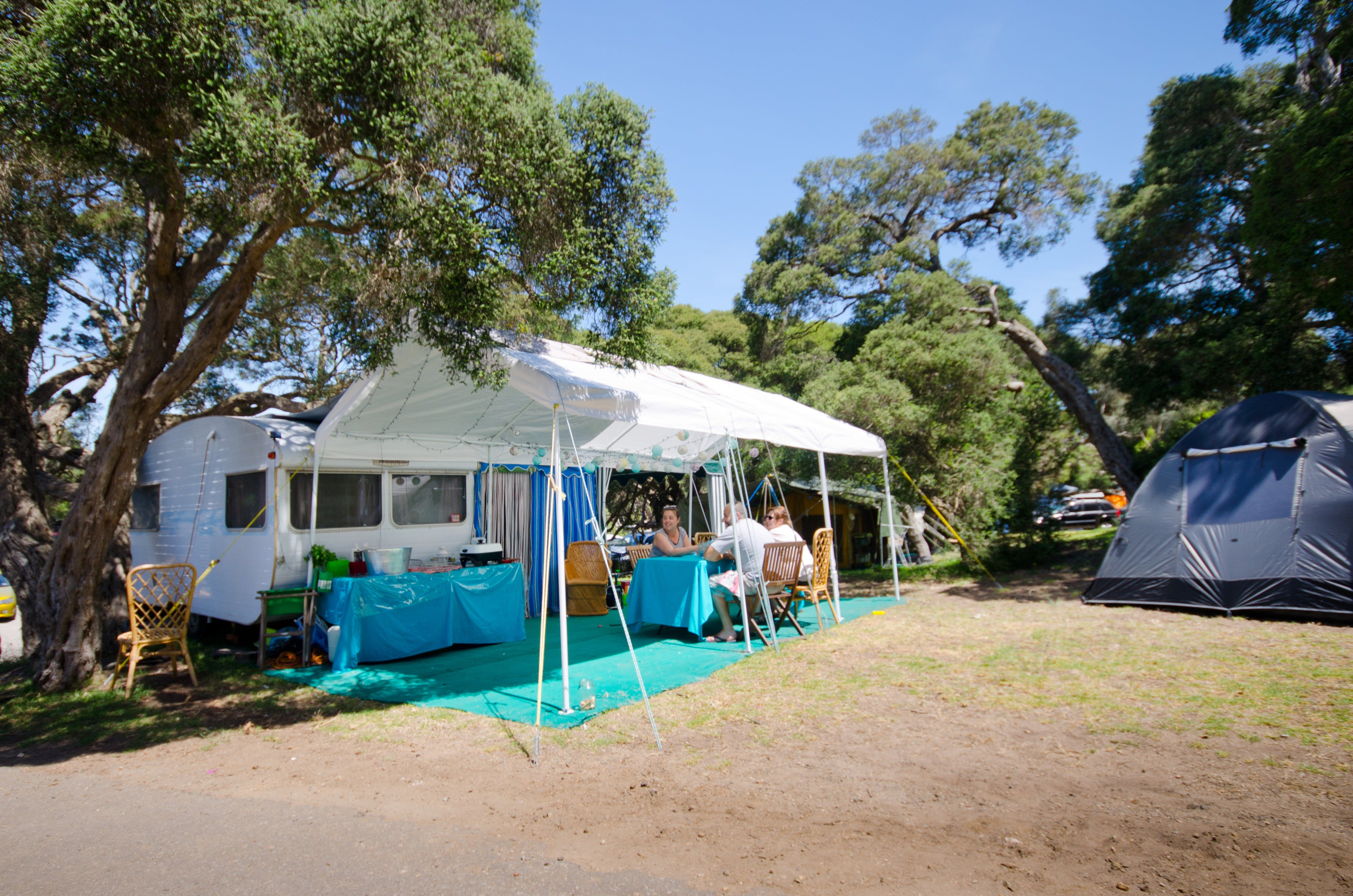 Sorrento Foreshore Camping - Accommodation Fremantle