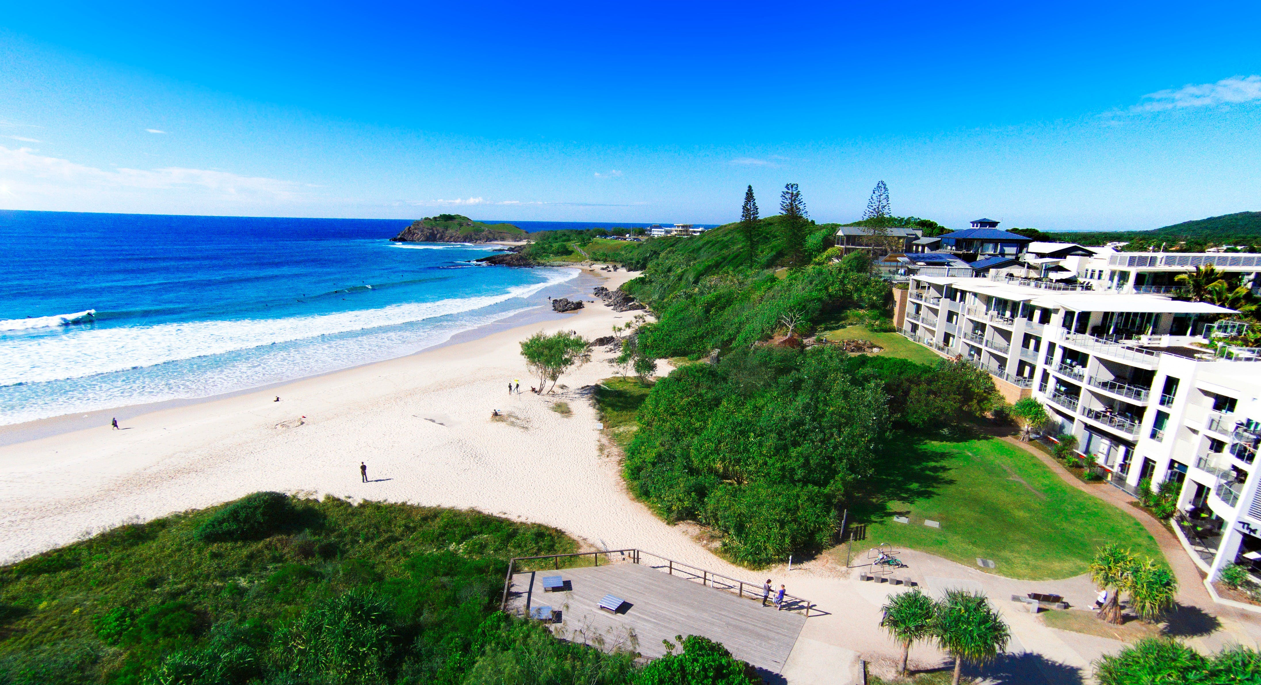 The Beach Cabarita - Accommodation Fremantle
