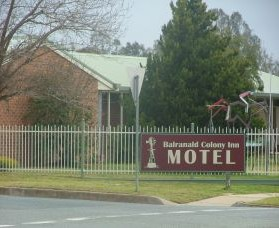 Balranald Colony Inn Motel - Accommodation Fremantle