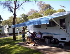 Bega Caravan Park - Accommodation Fremantle