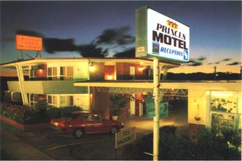 Princes Motel - Accommodation Fremantle