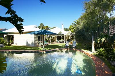Waratah Brighton Boutique Bed And Breakfast - Accommodation Fremantle