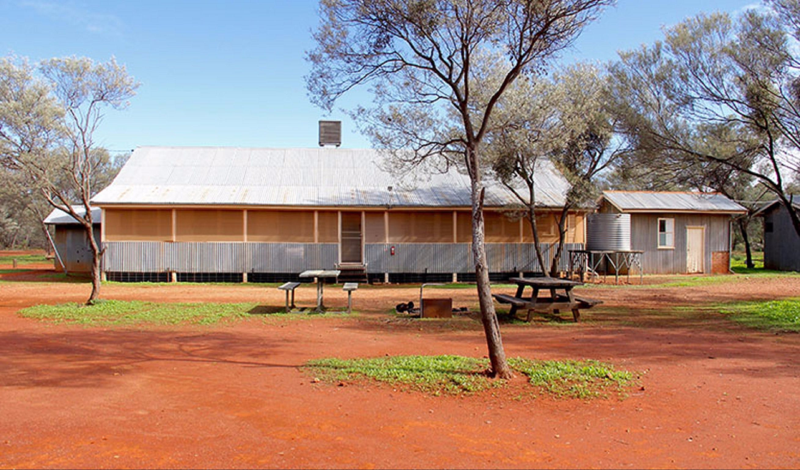 Belah Shearers Quarters - Gundabooka National Park - Accommodation Fremantle