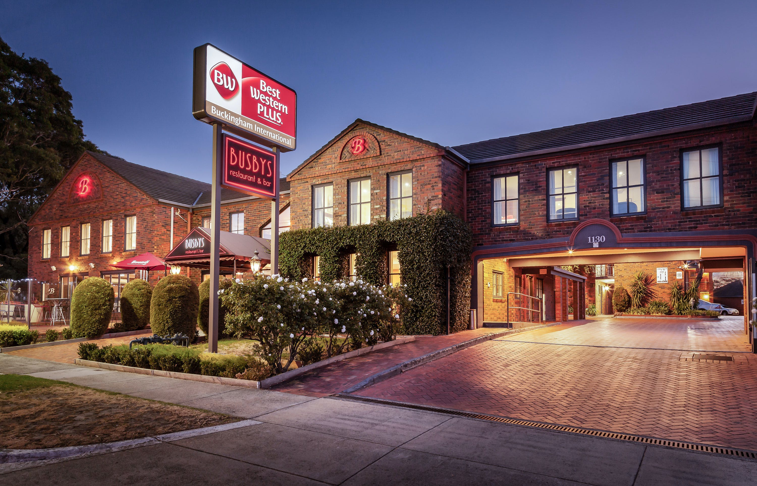 Best Western Plus Buckingham International - Accommodation Fremantle