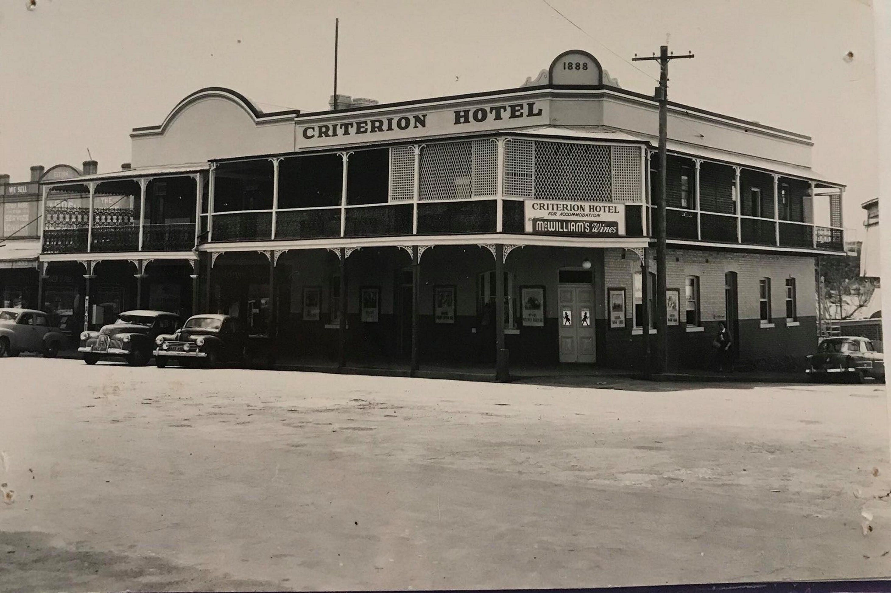 Criterion Hotel Grenfell - Accommodation Fremantle