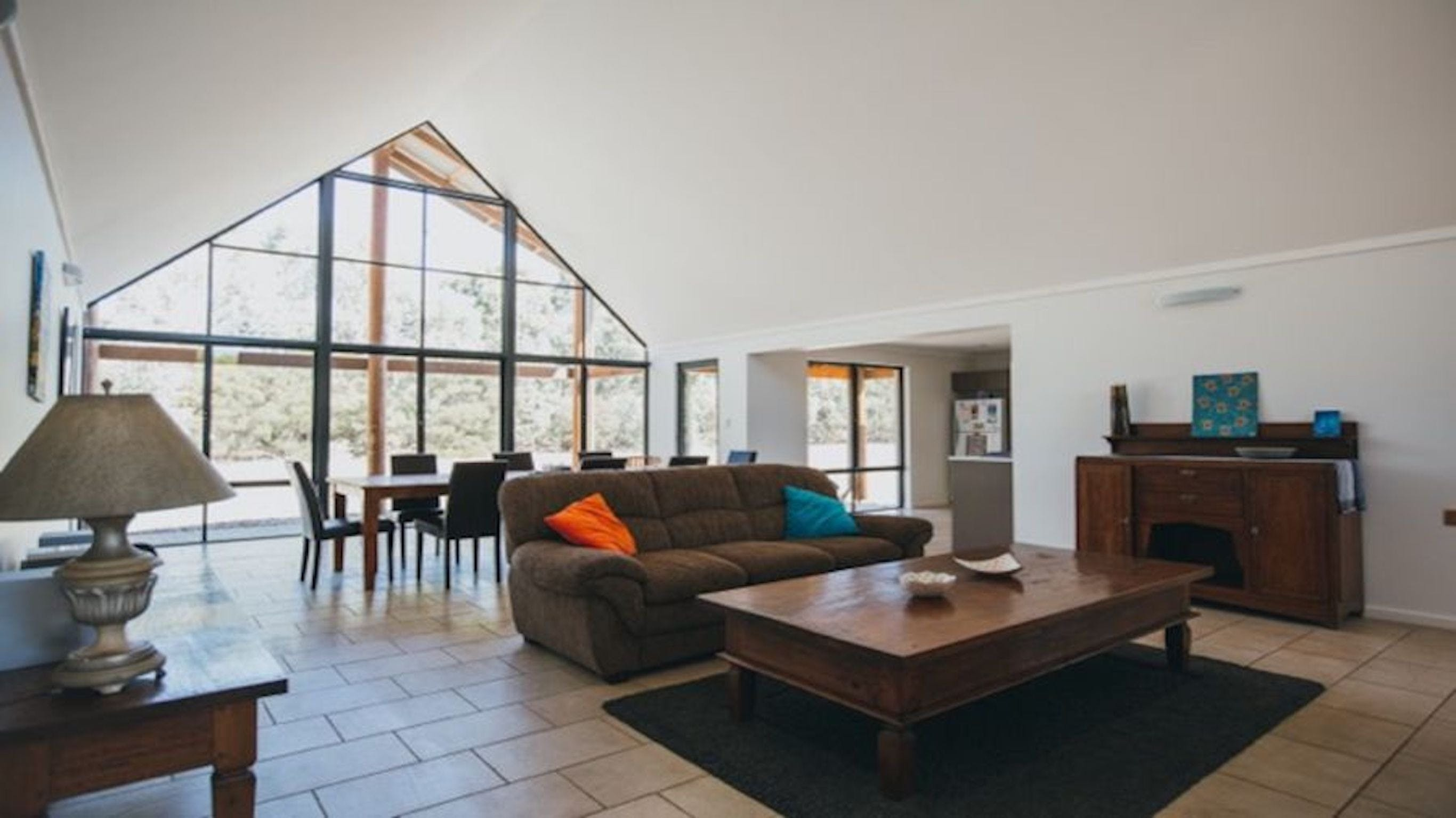 Kangaroo Retreat Holiday House - Accommodation Fremantle
