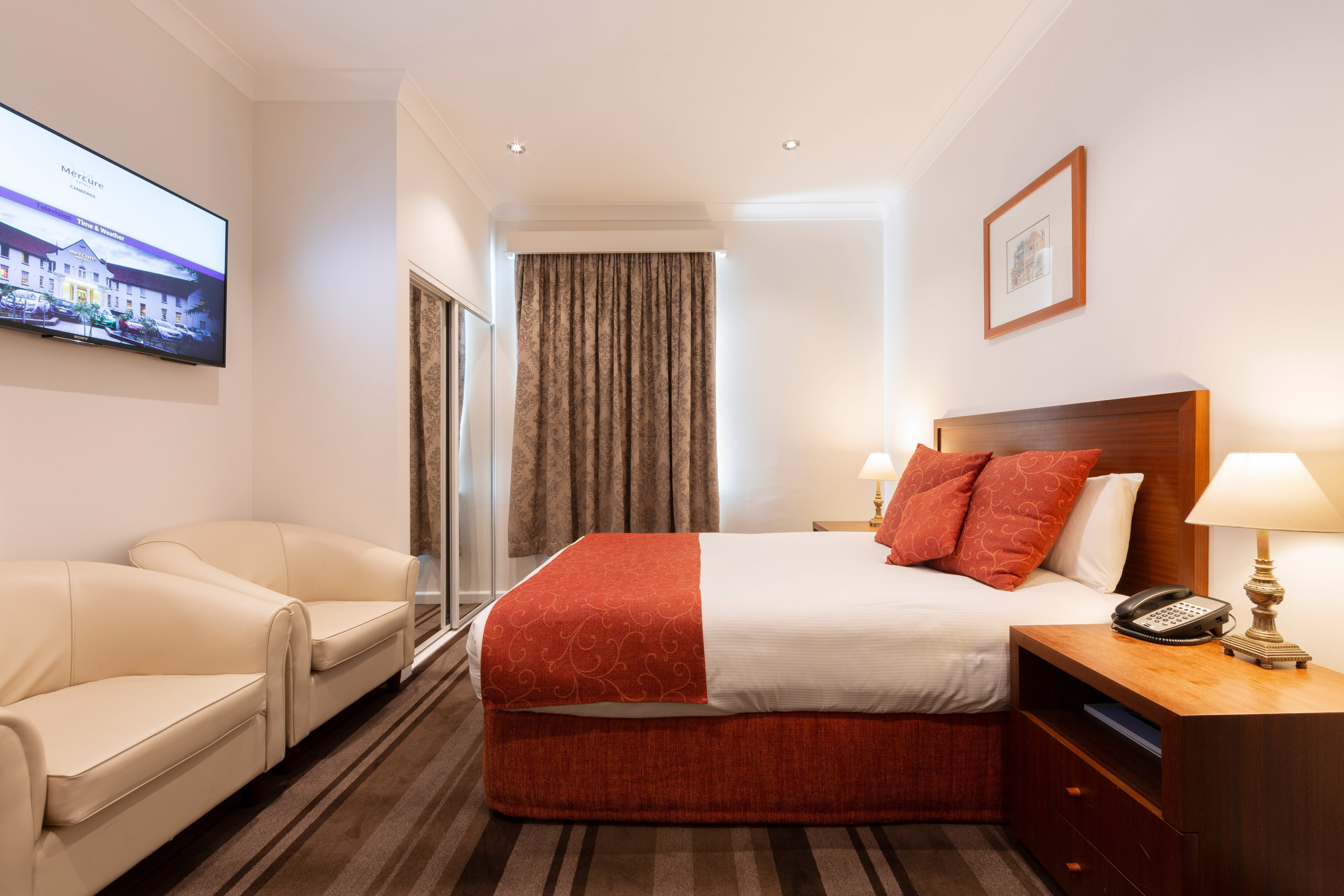 Mercure Canberra - Accommodation Fremantle