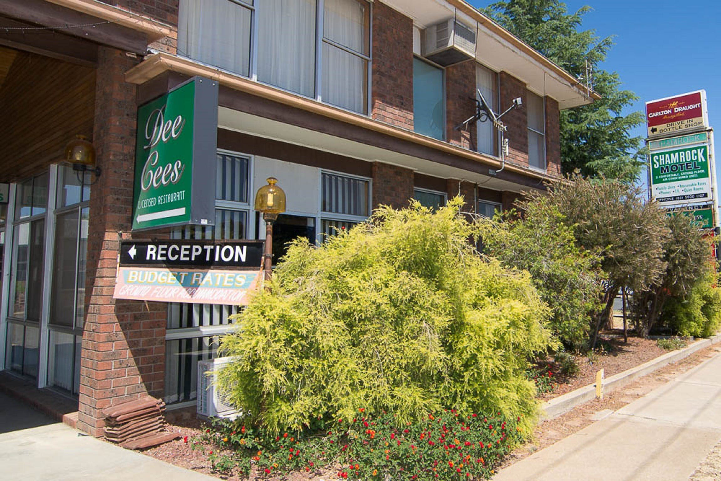 Shamrock Motel Balranald - Accommodation Fremantle