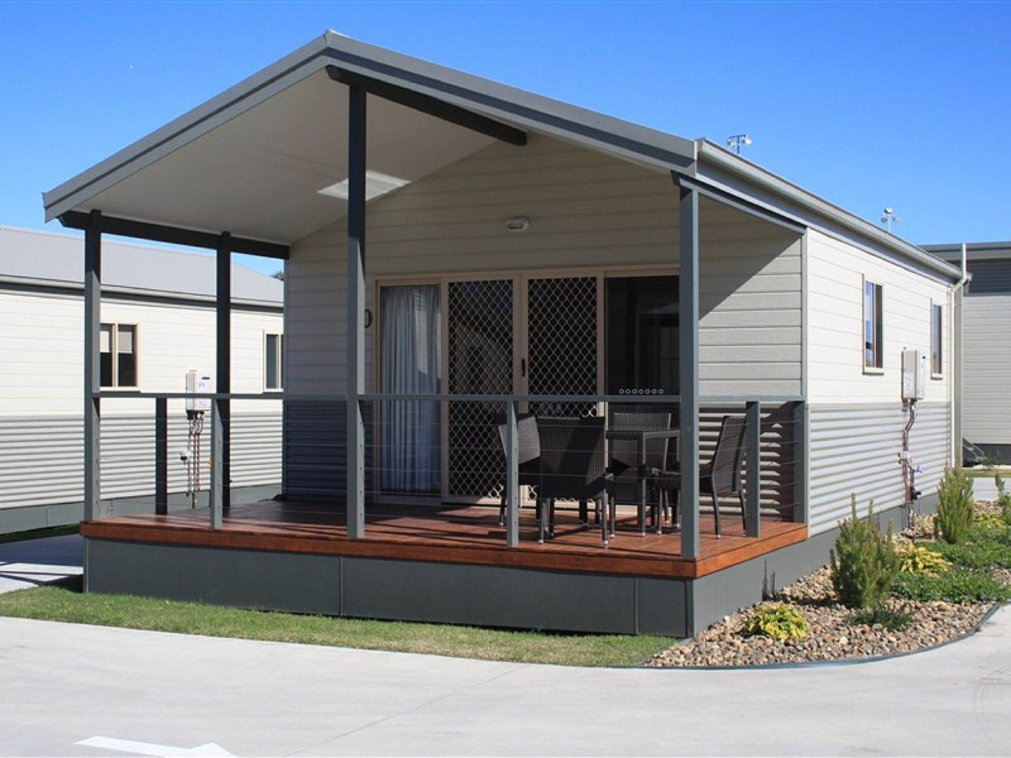 Bowlo Holiday Cabins - Accommodation Fremantle