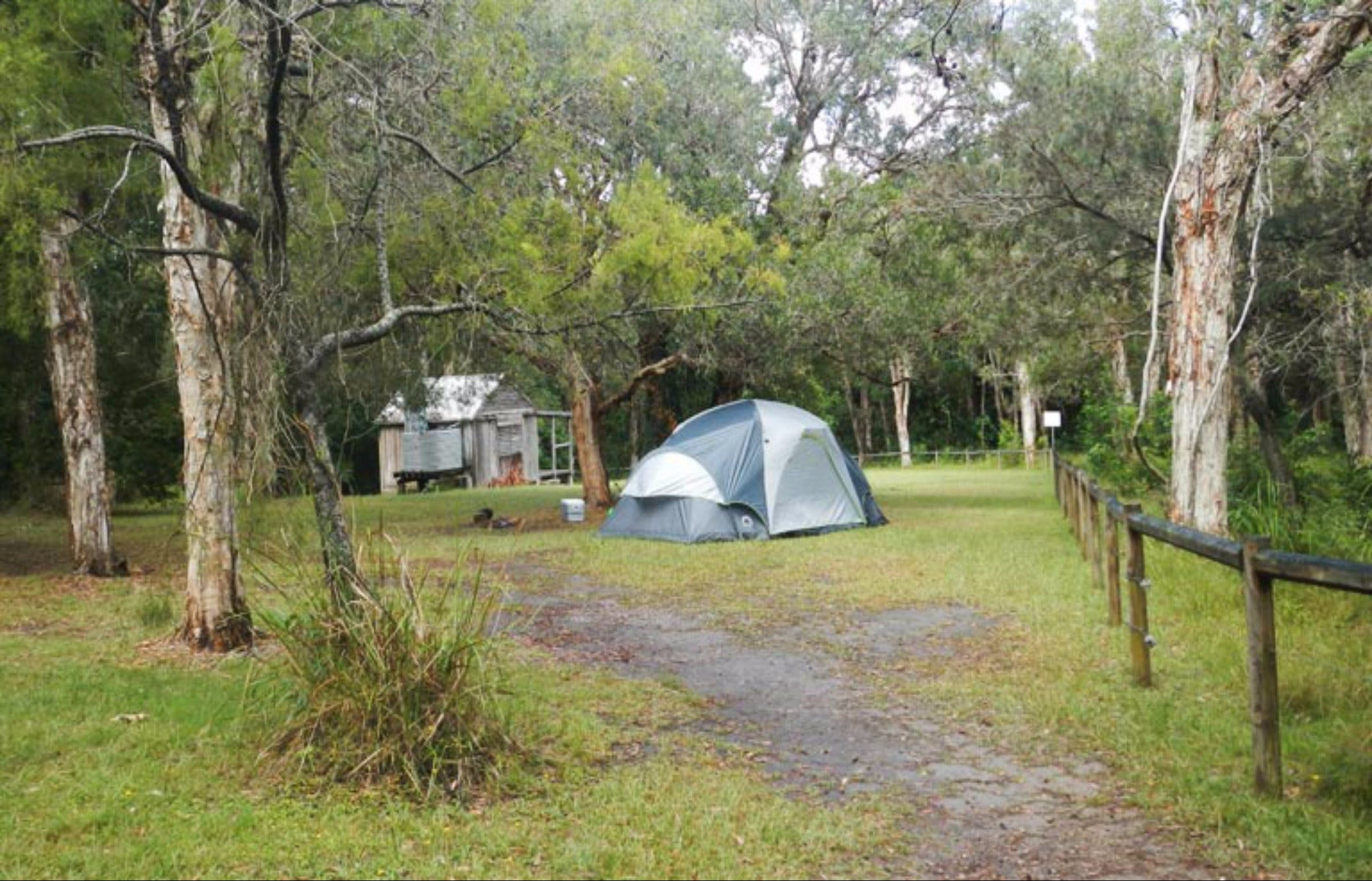 Kylies Hut walk-in campground - Accommodation Fremantle
