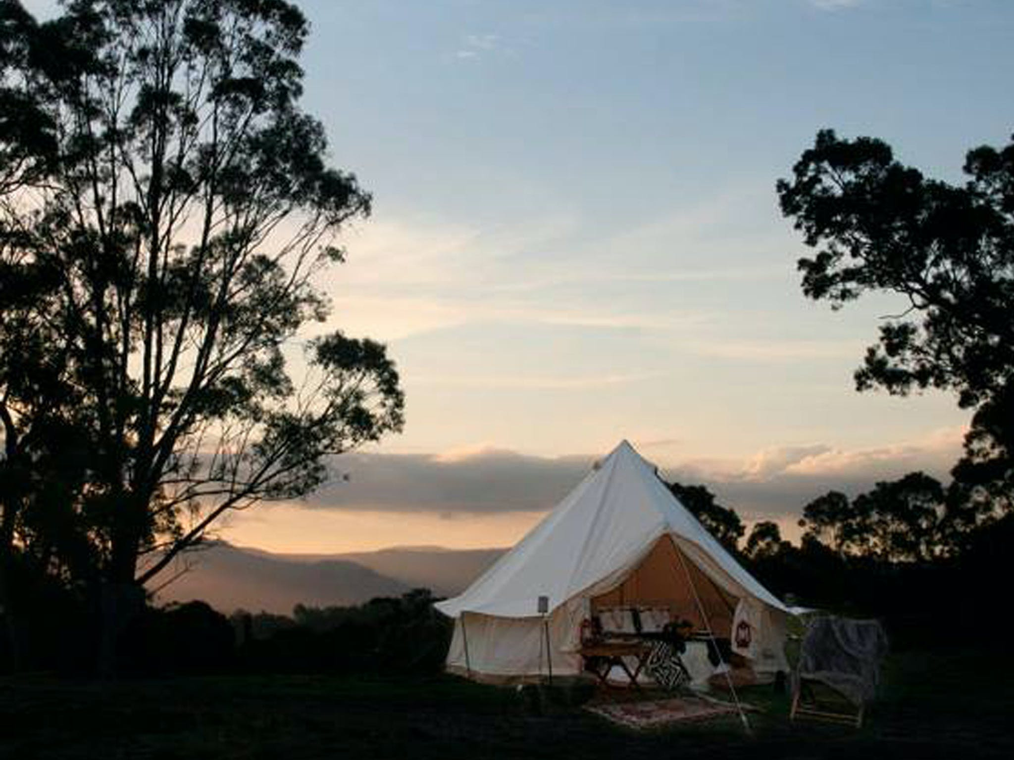 Megalong Valley Glamping - Accommodation Fremantle