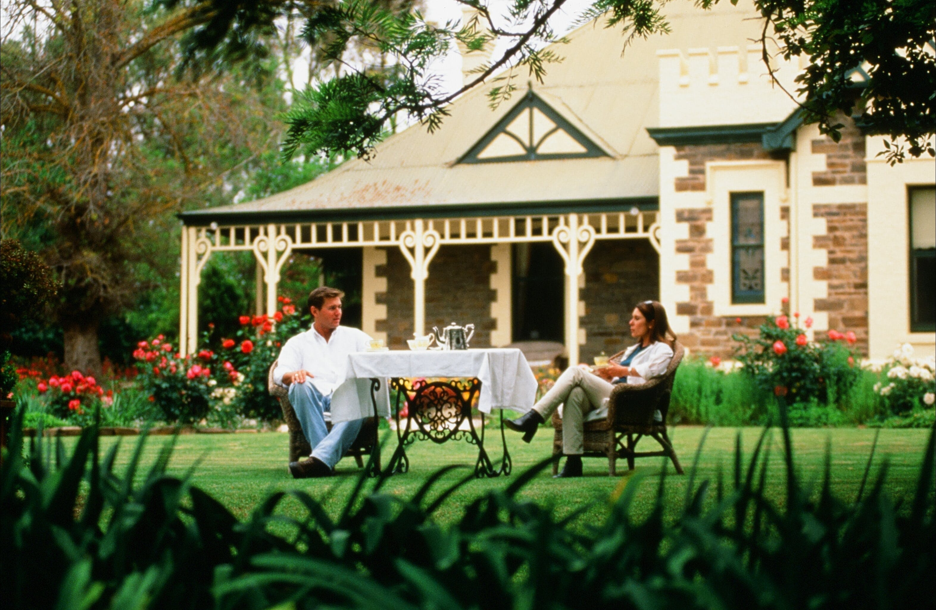 The Lodge Country House - Accommodation Fremantle