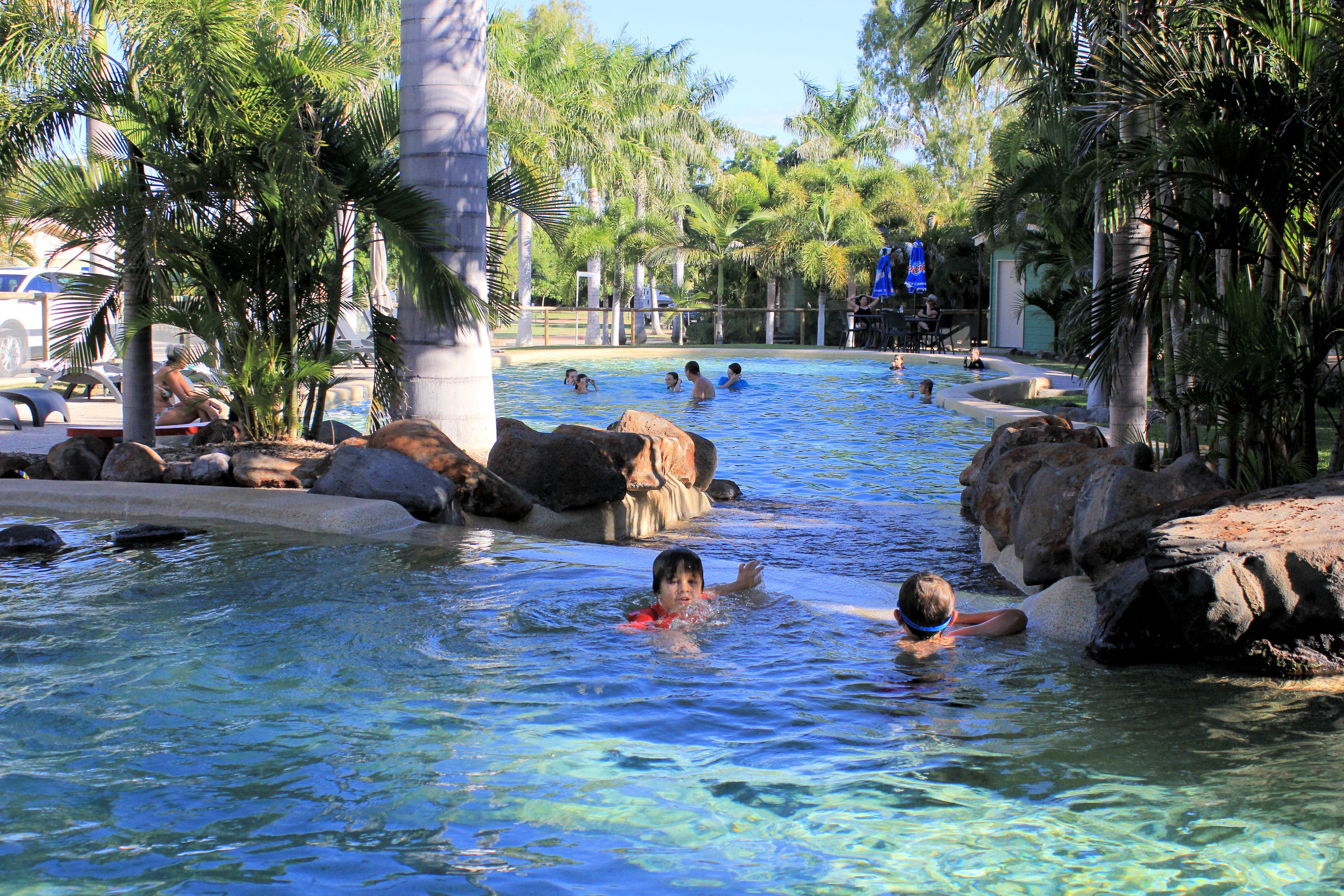 Big4 Aussie Outback Oasis Holiday Park - Accommodation Fremantle