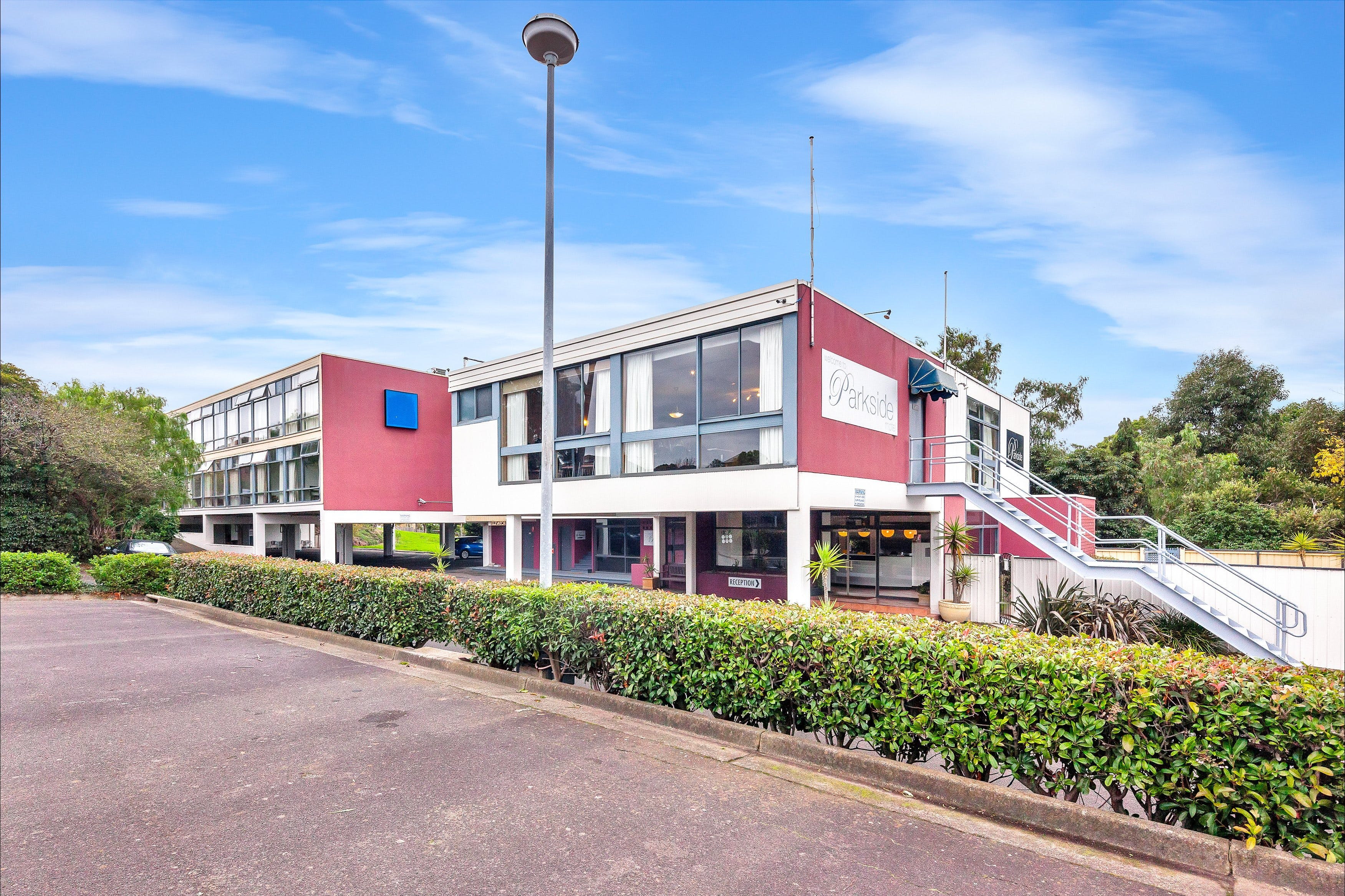 Parkside Motel Geelong - Accommodation Fremantle