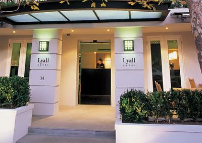 The Lyall Hotel And Spa - Accommodation Fremantle
