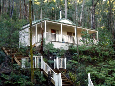 Myers Creek Cascades Luxury Cottages - Accommodation Fremantle