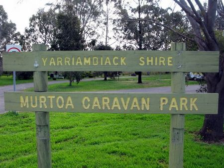 Murtoa Caravan Park - Accommodation Fremantle