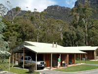 Halls Gap Log Cabins - Accommodation Fremantle