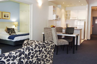 Quest Collins Street Central - Accommodation Fremantle
