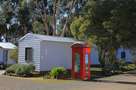 Shady Acres Caravan Park Ballarat - Accommodation Fremantle