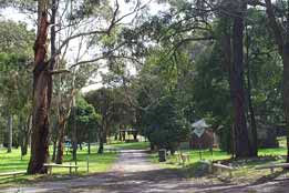 Moe Gardens Caravan Park - Accommodation Fremantle