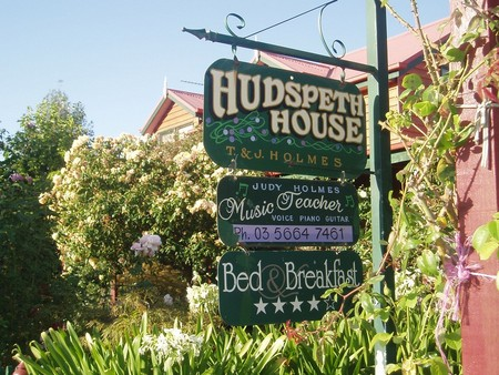 Hudspeth House Bed and Breakfast - Accommodation Fremantle