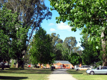 Cohuna Waterfront Holiday Park - Accommodation Fremantle