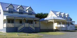 Belfast Cottages - Accommodation Fremantle