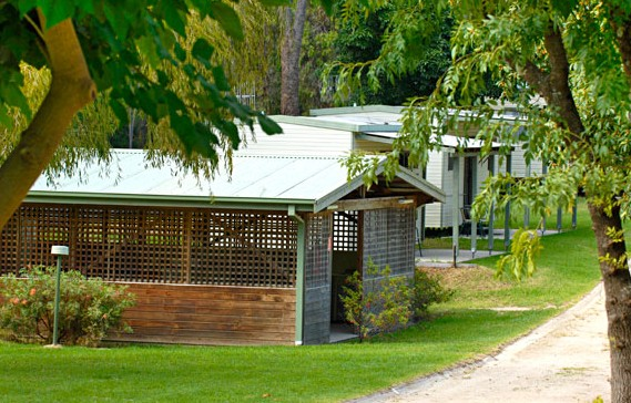 A Wangralea Caravan Park - Accommodation Fremantle
