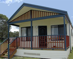 Rose Gardens Beachside Holiday Park - Accommodation Fremantle