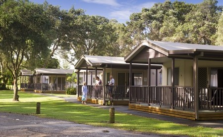 Beachfront Holiday Park - Accommodation Fremantle