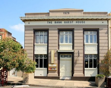 The Bank Guest House  Tellers Restaurant - Accommodation Fremantle