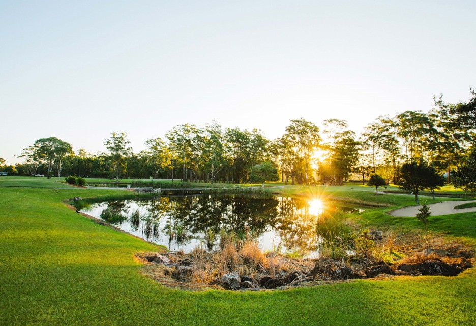 Tallwoods Golf Course and Resort - Accommodation Fremantle