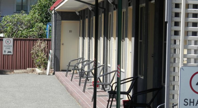 Benjamin Singleton Motel - Accommodation Fremantle