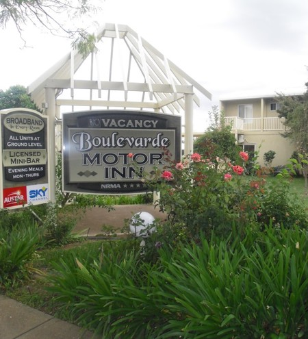 Boulevarde Motor Inn - Accommodation Fremantle