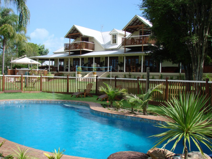 Clarence River Bed  Breakfast - Accommodation Fremantle