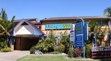 Fitzroy Motor Inn - Accommodation Fremantle