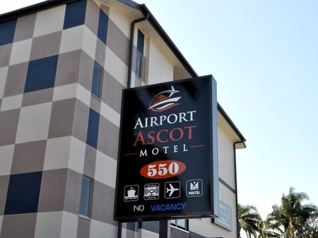 Airport Ascot Motel - Accommodation Fremantle